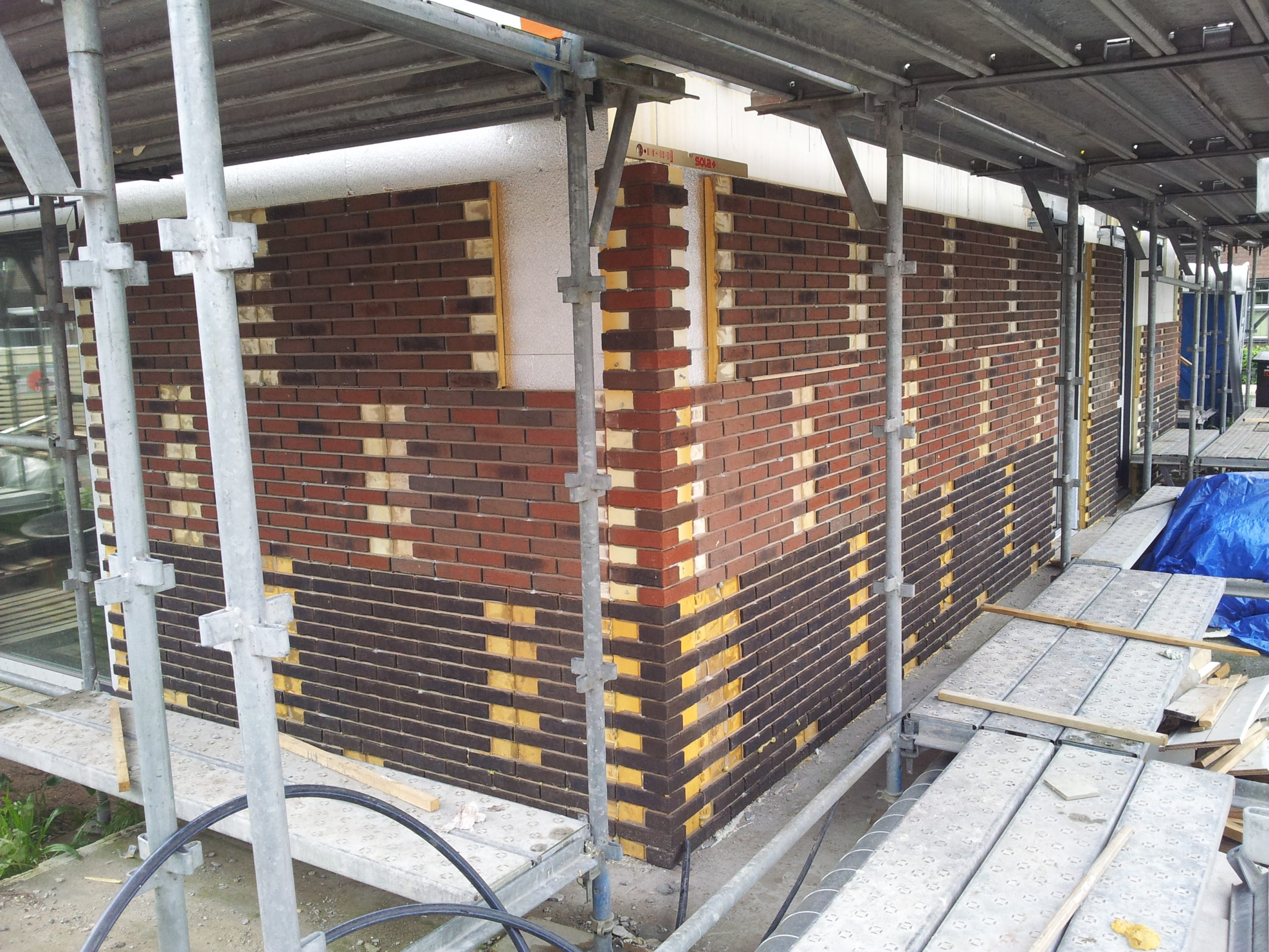 Ecosteen gevelbekleding 200mm